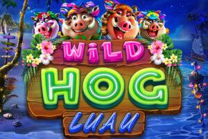 Wild Hog Luau RTG Slot game