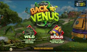 Back To Venus Slot Betsoft