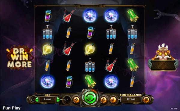Dr. Winmore Slot game RTG