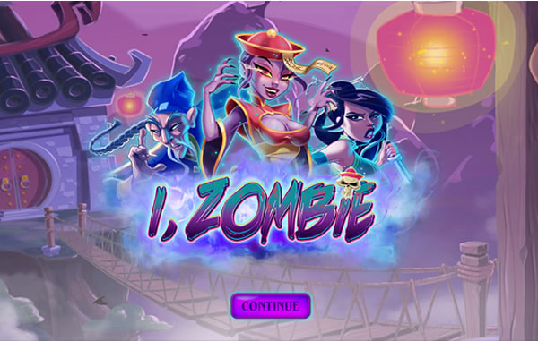 I, Zombie RTG Slot