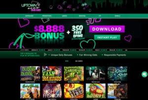 Uptown Aces Casino RTG