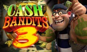 Cash Bandits 3 RTG slot machine