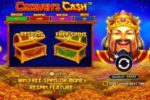 Caishen's Cash Pragmatic Play Slots