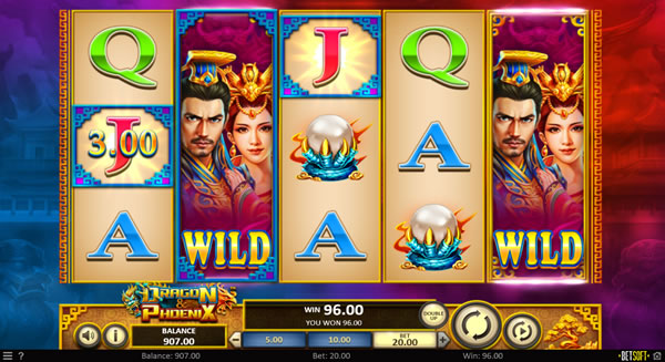 Dragon & Phoenix Slot Betsoft