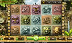 Gonzo's Quest Netent slot game