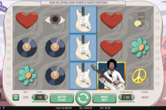 Jimi Hendrix online slot machine