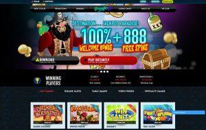 Paradise 8 Casino Review