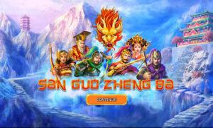 San Guo Zheng Ba RTG slot game