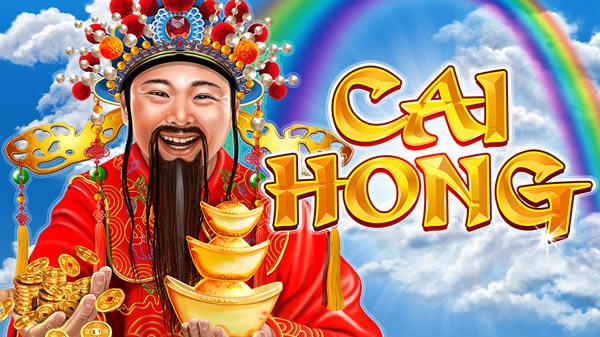 Cai Hong RTG slot Chinese