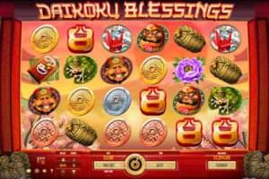 Daikoku Blessings Slot Review Rival Games