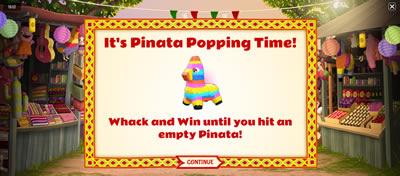 Popping Pinata