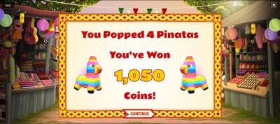 Popping Pinata Slot