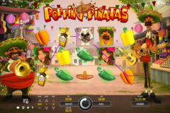 Popping Pinatas Slot Review Rival