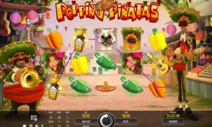 Popping Pinatas Slot Review Rival