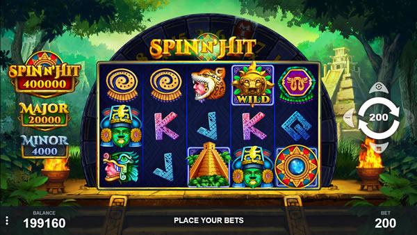 Spin N Hit Pariplay slot review