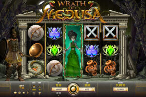 Wrath of Medusa slot review Rival Gaming