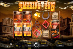 Smoking Gun Slot Review Rival