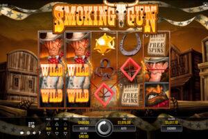Smoking Gun Slot Review Rival