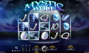Mystic Wolf Slot Review Rival