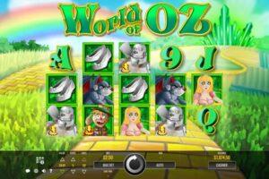 World of Oz Slot Review Rival Slots