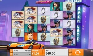 Wild Chase: Tokyo Go Slot Review