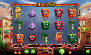 Chillipop Betsoft Slot Review