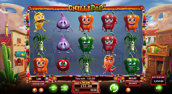 Chillipop Betsoft Slot Review