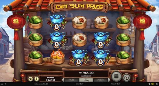 Dim Sum Prize Betsoft Slot