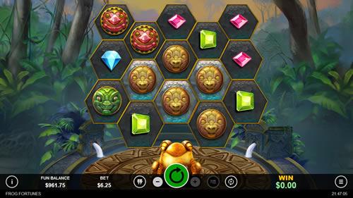 Frog Fotunes Online Slot