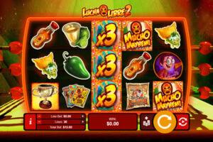 Lucha Libre 2 RTG slot review