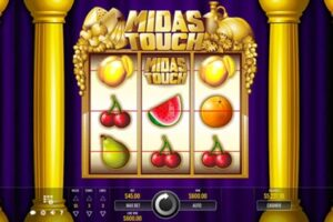 Midas Touch 3 Reels Slot Review