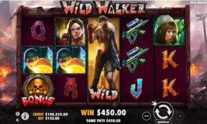 Wild Walker Pragmatic Play Slot