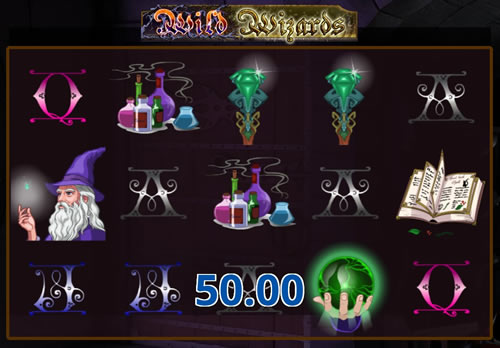 Wild Wizards Rival Slot Review