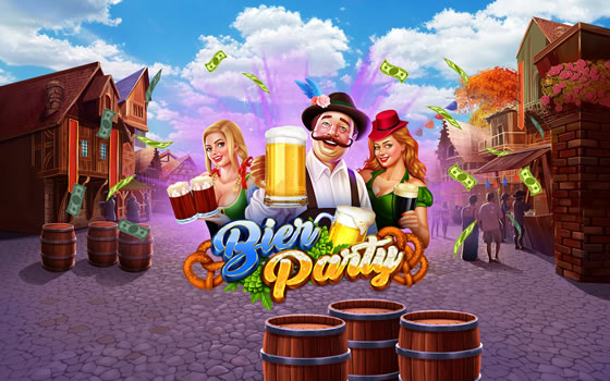 Bier Party Slot Review Pariplay