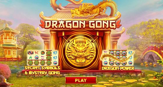Dragon Gong Slot Review