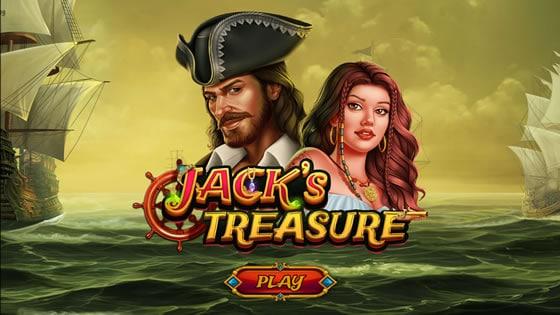 Jack's Treasure Slot Review Pariplay