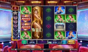 Viva Las Vegas Slot Red Rake