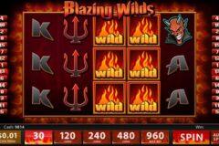 Blazing Wilds Slotland slot review