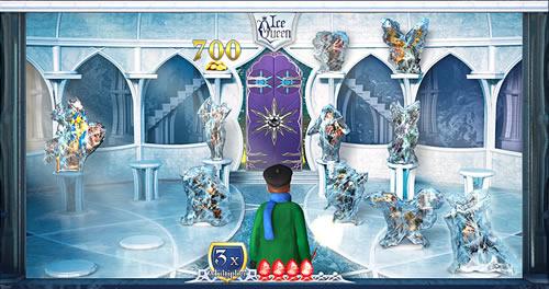 Ice Queen Bonus Game