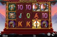 Sword of Khans Thunderkick Slot Review