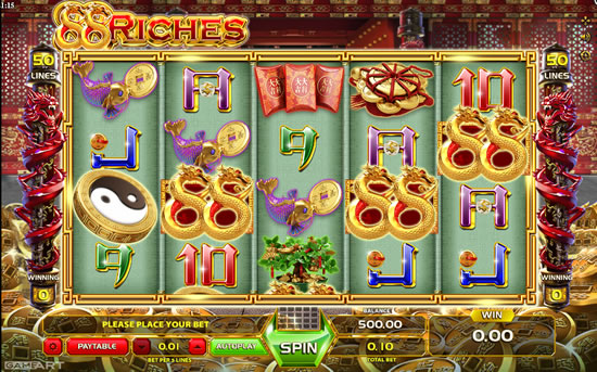 88 Riches GameArt Slot