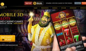 Davinci's Gold Casino Review