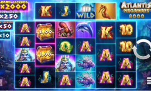 Atlantis Megaways Slot Review
