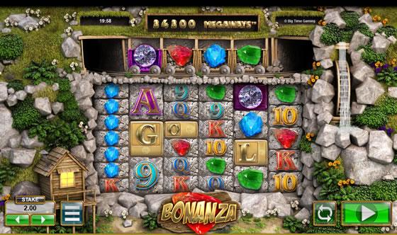 Bonanza Megaways Slot by BGT