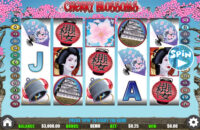Cherry Blossoms WGS Slot Machine