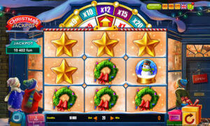 Christmas Jackpot Slot by Belatra