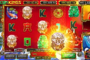 Dragon King Betsoft Online Slot