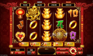 Dragon Riches Slot by Tom Horn Gaming