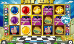 Fat Cat Video Slot by WGS