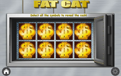 Fat Cat Bonus Feature